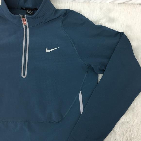 05a9306f9 Nike Shirts   Golf Tiger Woods Collection 12 Zip Dri Fit   Poshmark